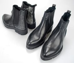 Bronx chelsea boots AW '14