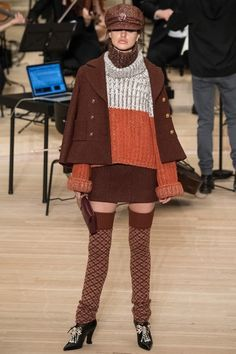 See the full Pre-Fall 2018 collection from Chanel.