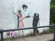 Duvar Resmi Boyama Sanatı Örnekleri ve Fiyat Bilgileri #banksy #duvarresmi #grafiti #graffiti #streetart