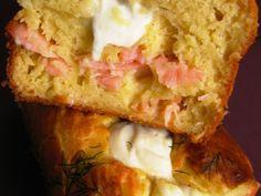 saumon fumé, mozzarella, oeuf, Huile d'olive, farine, lait, Fines herbes, ciboulette, Poivre, Sel