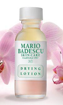 Free Sample of Mario Badescu Skin Care