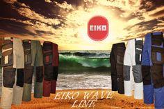 Eiko Wave Line, die Berufsbekleidung für anspruchsvolle Handwerker. jetzt bei baucore.com