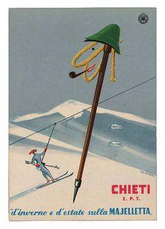 ENIT - Chieti Majella  #TuscanyAgriturismoGiratola