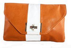 Buy Girly HandBags New Leather Clutch Bag Vintage Designer ...