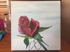 Rose Paintings, Rose, Art, Art Background, Pink, Paint, Painting Art, Kunst, Performing Arts