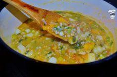 Sopa de Legumes com Trigo Sarraceno                                                                                                                                                                                 Mais