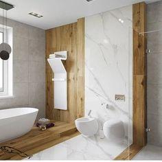 Most popular small bathroom decoration tips 6 – fugar Bad Inspiration, Bathroom Design Inspiration, Rustic Bathroom Vanities, Wood Bathroom, Bathroom Shelves, Bathroom Design Luxury, Modern Bathroom Design, Bad Styling, Bathroom Trends
