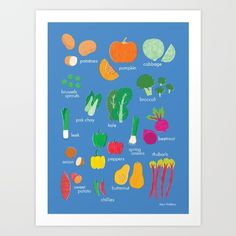 What's in the Kitchen?  - Vegetables by Amy Walters 2016