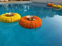 Photo of Pool decor for mehendi – Floating Candles İdeas. Desi Wedding Decor, Wedding Mandap, Wedding Props, Indian Wedding Decorations, Wedding Stage, Wedding Ideas, Wedding Events, Wedding Entrance, Wedding Ceremonies