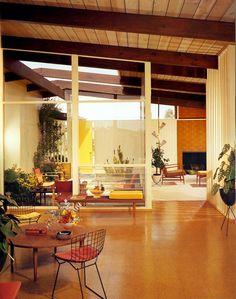 Henry Hester for American Housing Guild, San Diego, 1961. Inspiration for VX: Business. svbscription.com