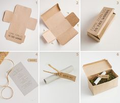 DIY Woodland Party Invitation Tutorial with FREE Printable