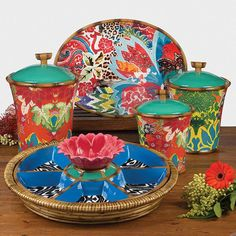 Tracy Porter Dinnerware | Magpie dinnerware collection ~ Poetic wanderlust by Tracy Porter