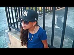 """BABY KAELY """"SNEAKERHEAD"""" AMAZING 9 YEAR OLD RAPPER - YouTube"""