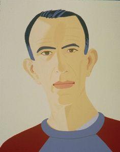 Portraits by Alex Katz | Iconology