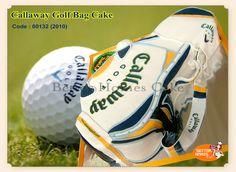 Callaway Golf Bag Cake