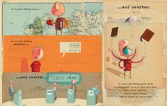Librosfera: Por qué me encanta Oliver Jeffers
