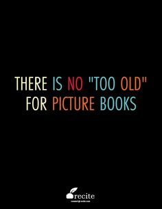 Picture books for life!