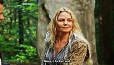 """""""A whole new world"""" Dark Swan, Regina Mills, Jennifer Morrison, Captain Swan, A Whole New World, Emma Swan, Ouat, Once Upon A Time, Told You So"""