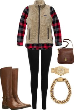 """Everyday Preppy"" by wolfpackgirl729 on Polyvore"