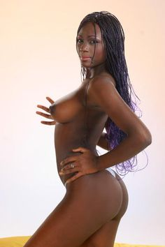 naked black sexy girls