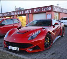 Ferrari F12 Berlinetta N-Largo #FerrariF12Berlinetta