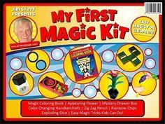 Jim Stott Presents 'My First Magic Ki…