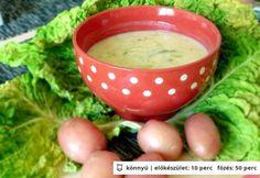 Kelkáposzta-főzelék baba-mama barát módon