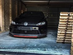 Mk7 R Golf R Mk7, Vw Golf R, Volkswagen Golf, Mk6 Gti, Front Grill, Forged Wheels, Vw Cars, Modified Cars, Car Parts