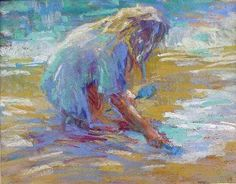 Although many artists aspire to paint photographically, there are vast numbers of artists who would like to paint in a loose, painterly way, . Modern Artwork, Pastel Art, Art Tips, Art Education, Soft Pastels, Artworks, Numbers, Advice, Painting