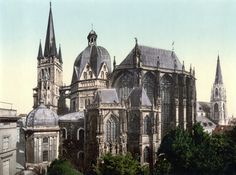 Aachener Dom - Aachen Cathedral