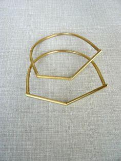 Rosa Hirn. Bracelets, oh baby