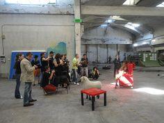 Artshow Collective curso de fotografía en Zorrozaurre, Bilbao