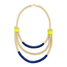 Necklace - Orly Genger by Jaclyn Mayer for WHIT