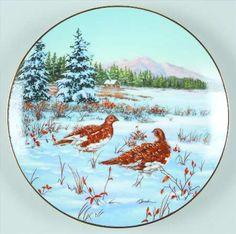 Field Birds of North America: Willow Ptarmigan - WS George - Artist: Darrell Bush