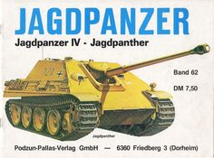 Das waffen arsenal 062 - Jagdpanzer BFD