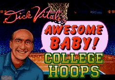 "Dick Vitale's ""Awesome Baby"" College Hoops (1994) Why did this get made?"