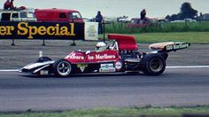 Howden Ganley - 1973 - Frank Williams Racing Cars