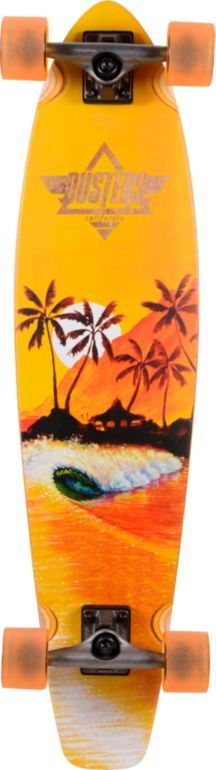DUSTERS Dusters Happy Hour Longboard Complete $149.95