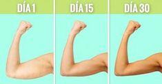 9 ejercicios para eliminar flacidez y grasa en los brazos Lee más sobre: Salud en La bioguía.
