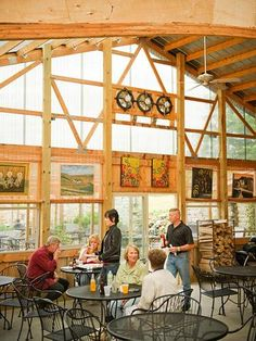 A drive through the rolling hills of Wisconsin ends at farms offering more than just produce. Try their pizza hot off a wood-fired oven in a serene setting.