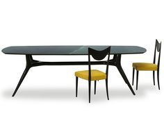 Resin table LIQUID LUNCH by BAXTER design Draga