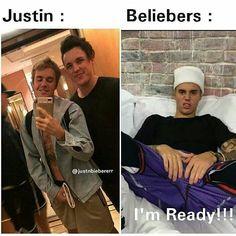 I'm ready @justinbieber #justinbieber