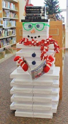 Сельская библиотека: Вокруг света в Рождество. Дайджест праздничных мероприятий в библиотеках мира