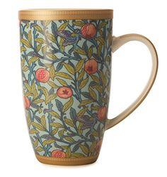 Maxwell & Williams William Morris Bird & Pomegranate Design 14floz Ceramic Mug Maxwell & Williams http://www.amazon.com/dp/B00THEVRIE/ref=cm_sw_r_pi_dp_-Z4vwb0HDXRRE