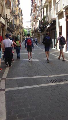 Ty Ignatian Camino tour