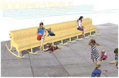 Bustler: MAS Studio Wins Architecture for Humanity Street Furniture Competition