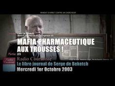 Libre Journal Serge de Beketch et Loïc Le Ribault sur Radio Courtoisie 01/10/03
