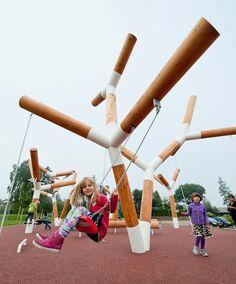 The Pulse Park w Ry (Dania) | CEBRA