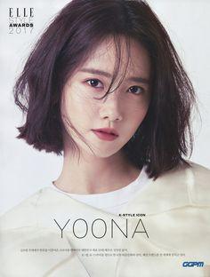 Yoona ELLE November.2017 - K-STYLE ICON YOONA (ELLE STYLE AWARDS 2017)