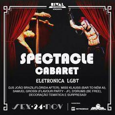Agenda Cultural RJ: #SPECTACLE, a #festa eletrônica #LGBTS mais bombad...